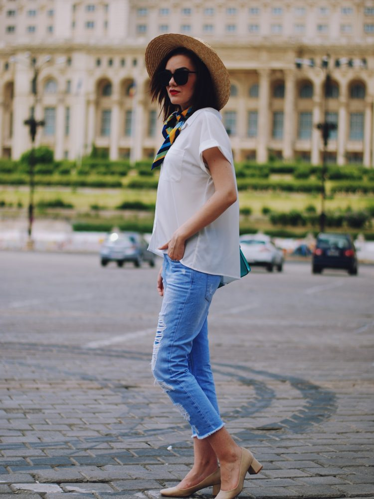 Boyfriend jeans: stylish yet comfortable • Couturezilla