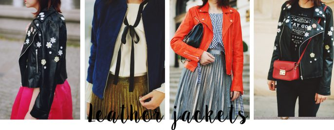 Couturezilla, Cute pinterest autumn fall outfit ideas recap 2016, fashion blogger, leather jackets, midi skirts, fashion trends, tumblr summer outfits