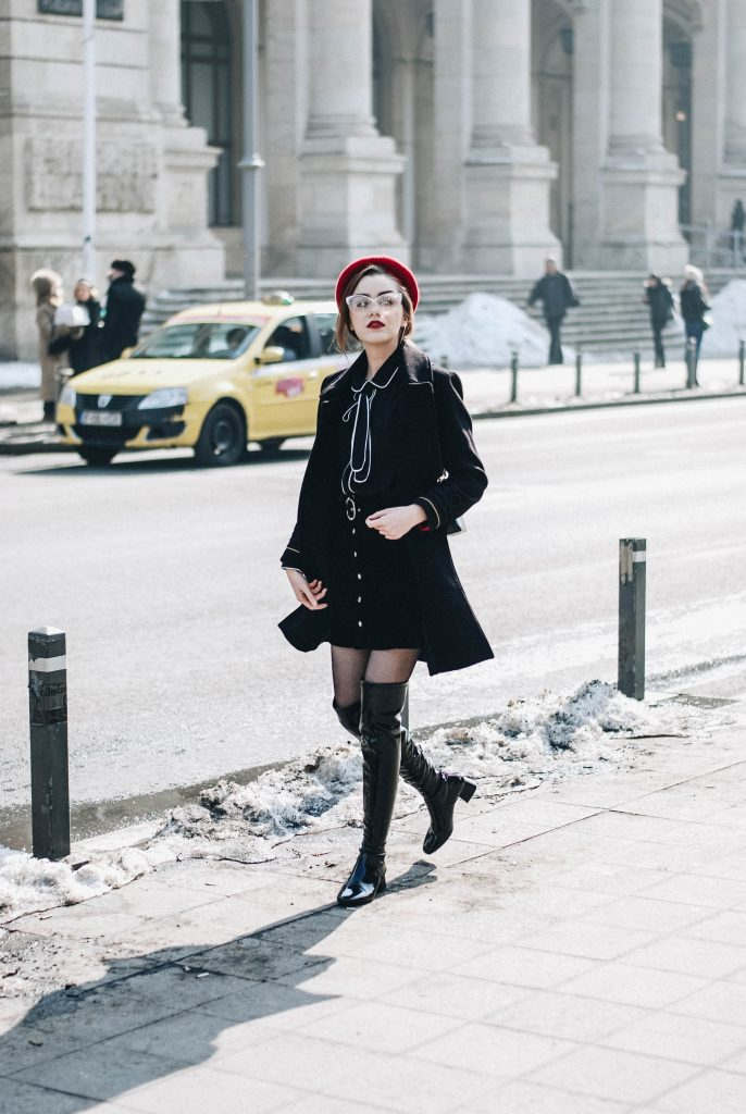 How To Wear A Suede Skirt Like A Parisian Couturezilla