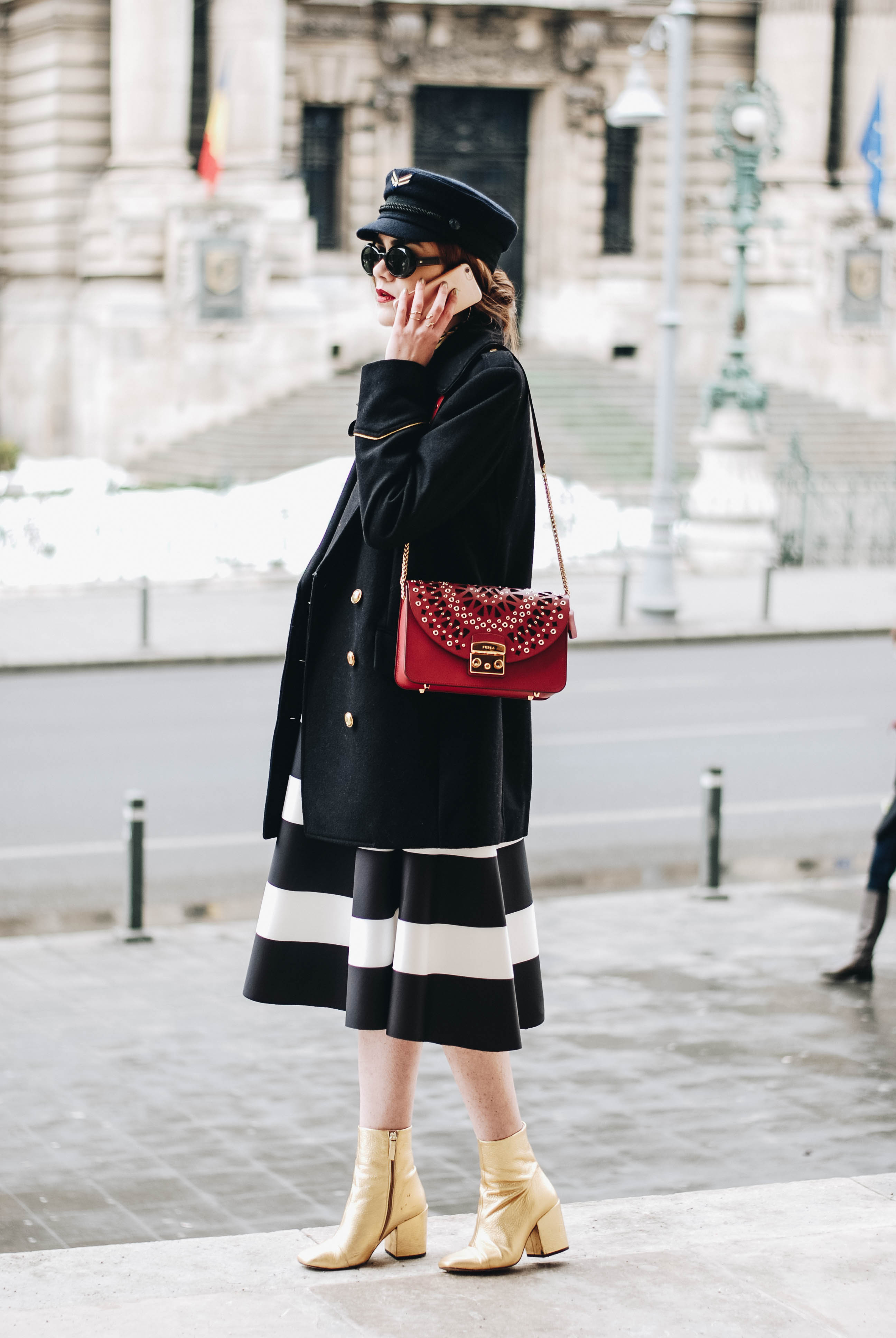 French Fashion Blogger Valentine
