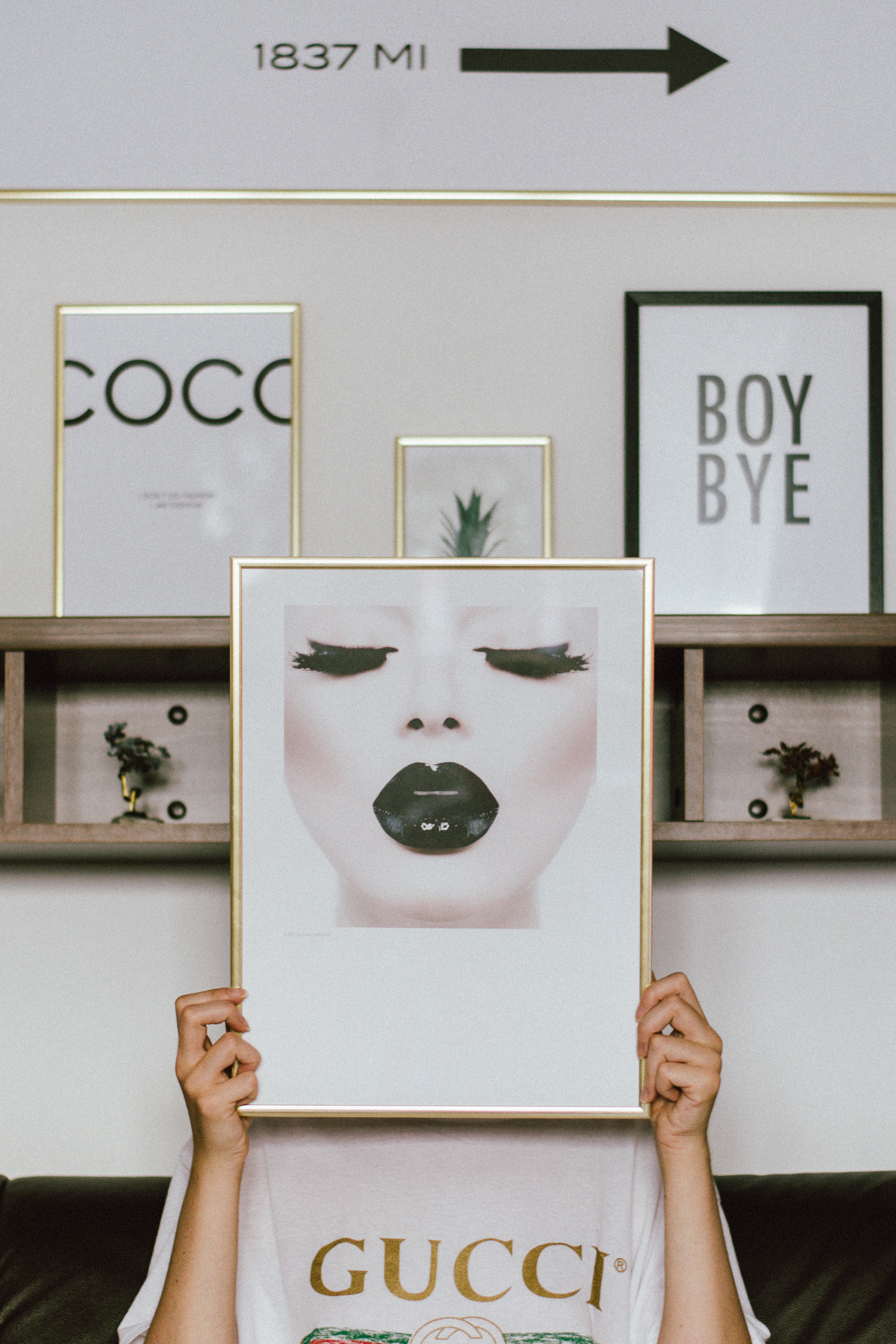 The easy way to redecorating your home with prints • Couturezilla