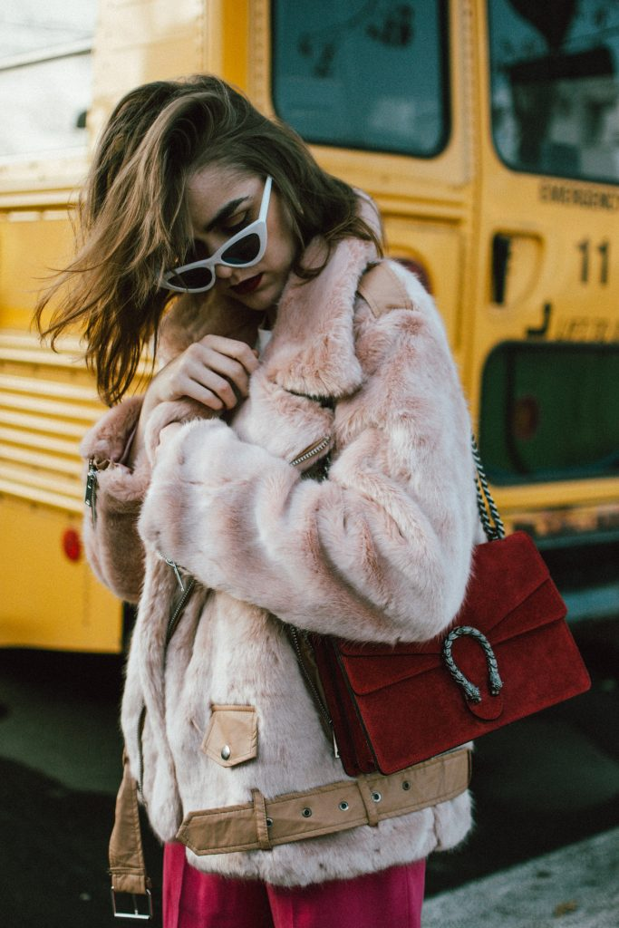 Why You Should Wear Pink In Winter Couturezilla