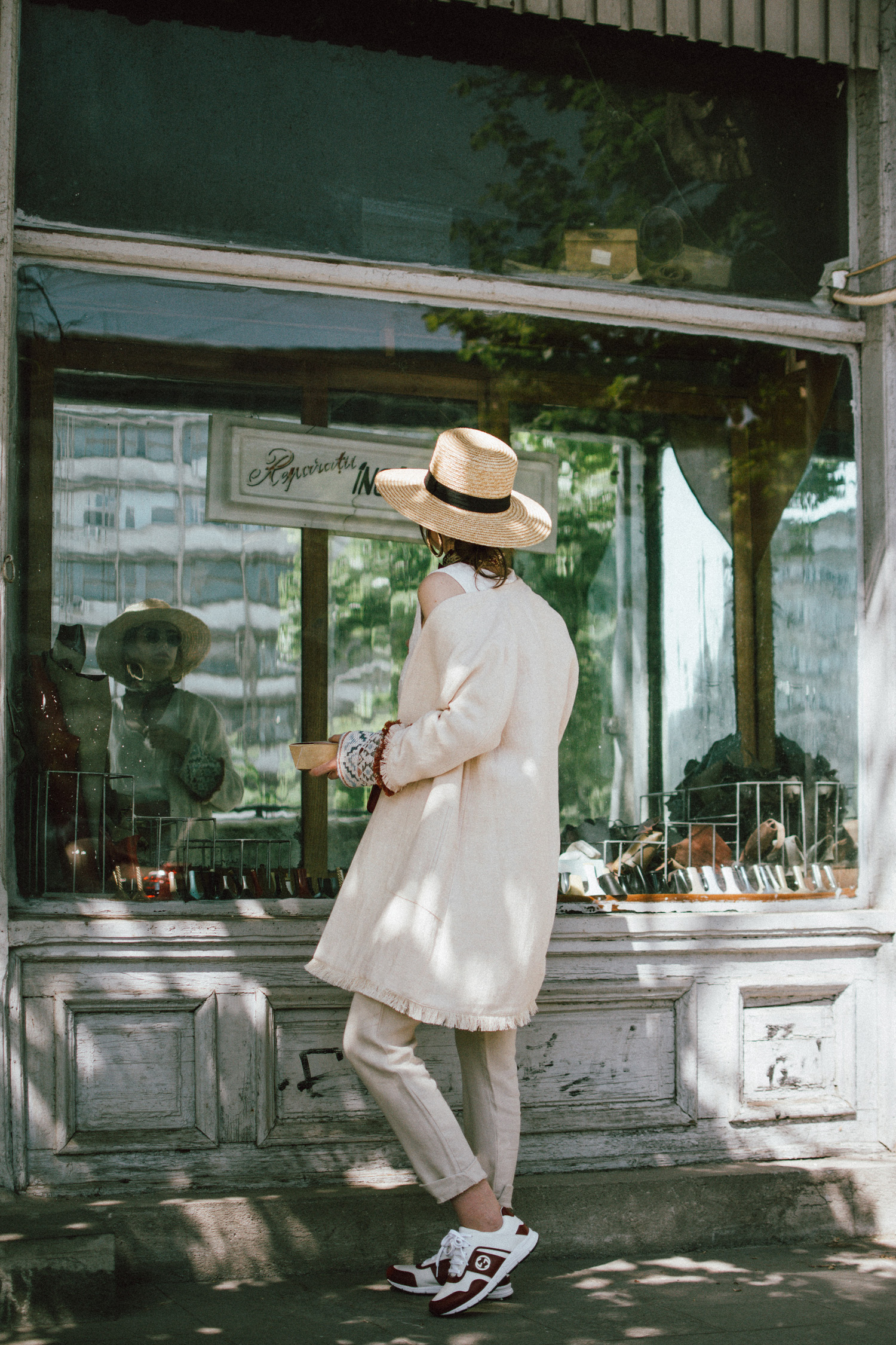 3 Reasons Why You Should Wear More Linen Couturezilla