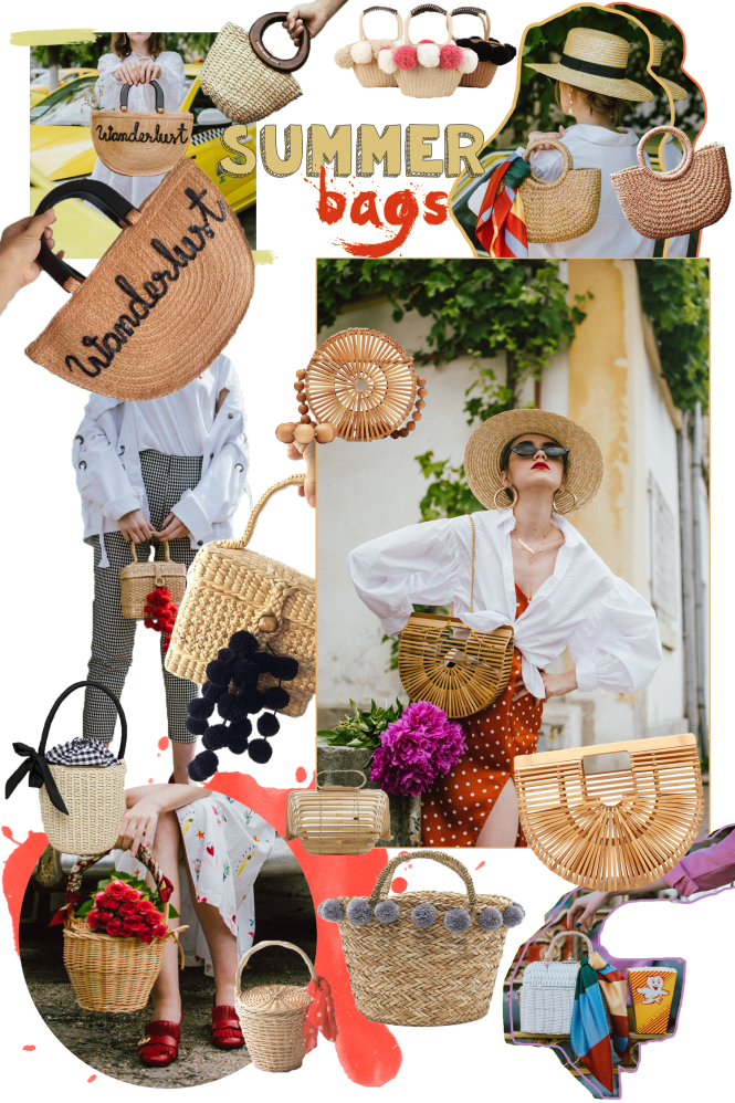 Summer bags 2018, andreea birsan summer bags edit, straw bags, wicker bags, raffia bags, pom pom, couturezilla, cult gaia ark bag, bag inspo 2018, bag trends, natural bags, hand made bags, the best summer bags of 2018, how to style beach bags in the city, the easy way to wear straw bags, the best straw bags around, asos, topshop, sea and grass, boho peach, cult gaia inspired bags, cult gaia ark bag, where to find the best summer bags of 2018, 2018 fresh casual ideas, american style, andreea birsan street styles, asos, casual off duty style, couturezilla, cute and casual outfits for spring 2018, european fashion blogger, fashion inspiration, fashion inspo, fashionista, how to dress like a parisian, how to look parisian chic, how to make minimal outfits stand out, mango, minimal outfits for spring, modern minimalism, ootd, outfit of the day, pinterest outfit for women, red cat eye sunglasses, red lipstick, romanian fashion blog, romanian fashion blogger, silk scarf, spring fashion trends for 2018, spring outfit inspiration 2018, spring outfits for women, spring street style 2018, topshop, tumblr girls outfit, women with style, zara, uk blogger, fall dressing, transitional outfits, autumn ootd, autumn outfit, fall fashion, winter outfit ideas 2018, cute winter ootd, winter outfit ideas for work and school, street style 2018