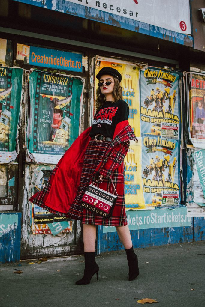 Forever 21 Outfit Ideas Summer How to wear tartan thi...