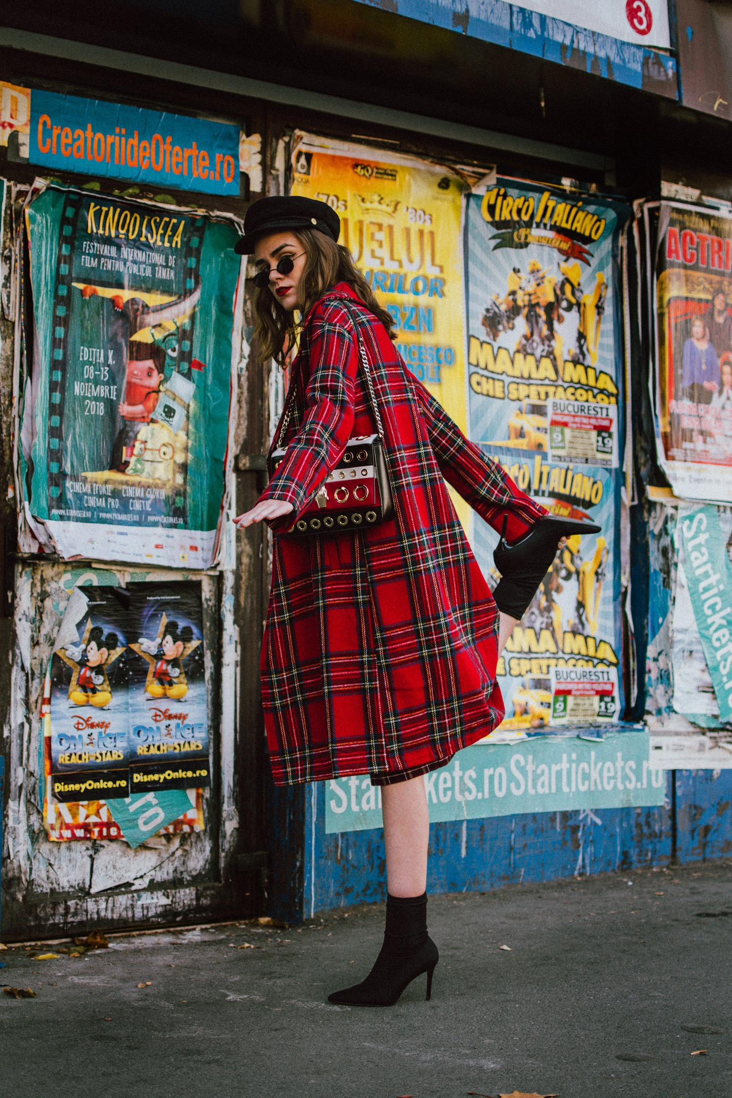 How To Wear Tartan This Fall Amp Winter Couturezilla